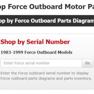 Force Outboard