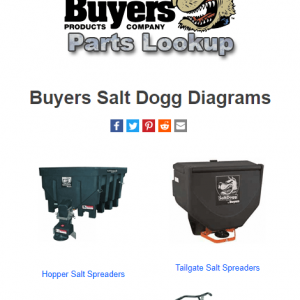 Buyers Salt Dogg